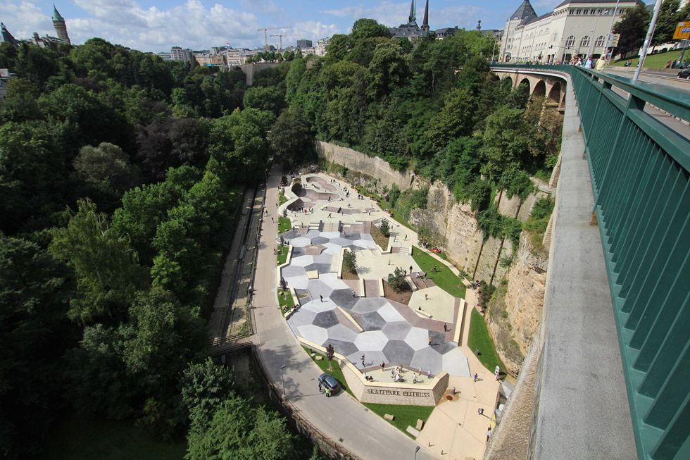 LUXEMBOURG (Luxembourg)